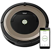 iRobot Roomba 891 Robot Vacuum- Wi-Fi Connected, Works with Alexa, Ideal for Pet Hair, Carpets, Hard Floors