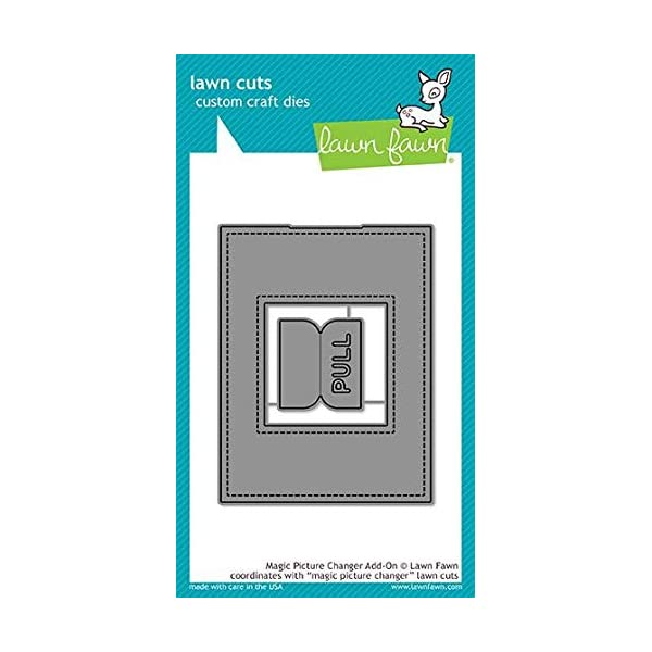 Bundle of Two Items Lawn Fawn Magic Picture Changer and Magic Picture Changer Add-on LF1903, LF1904