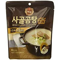 CJ Beef Bone Broth Soup Concentrate, 5 Pods in a Pack, Makes Total 85-ounce