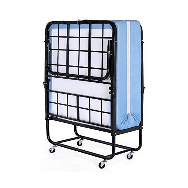 Foldable Folding Bed Rollaway Extra