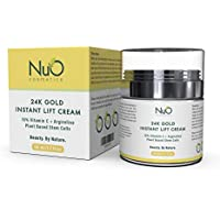 24k Gold Cream - Face Lifting & Firming Wrinkle Cream | Anti Wrinkle Cream for Women & Men | Firms & Tightens | Use as Day Moisturizer to Reduce Appearance Of Wrinkles and Fine Lines ● 50ML
