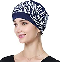 Bamboo Chemo Headwear Head Wraps for Cancer Patients – Warm, Super Comfy