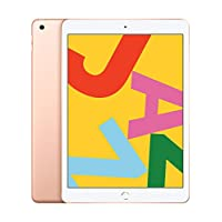 Apple iPad (10.2-Inch, Wi-Fi, 128GB) - Gold (Latest Model)