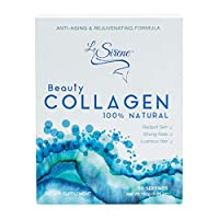 100% Natural Marine Beauty Collagen, Type 1 - Premium Anti-Aging Supplement Powder for Skin, Hair & Nails - Made in Japan