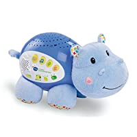 VTech Baby Lil' Critters Soothing Starlight Hippo, Great Gift For Kids, Toddlers, Toy for Boys and Girls, Ages Infant, 1, 2