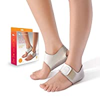 Heel That Pain Heel Seat Wraps for Plantar Fasciitis and Heel Spurs – Perfect for Heel Pain Relief While Barefoot or with Sandals | Patented, Clinically Proven, 100% Guaranteed (Medium)