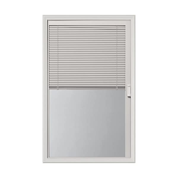 Blinds Enclosed In Double Pane Tempered
