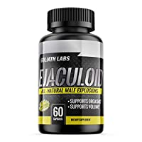 Ejaculoid Ultimate Male Pills (120 Capsules) Booster for Men - Increase Energy, Mood - All Natural Performance Supplement - Two (2) Bottles