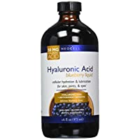 NeoCell Laboratories Pure Hyaluronic Acid, Blueberry, 16 Ounce