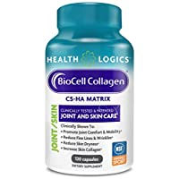Health Logics BioCell Collagen Joint and Skin Care 120 Capsules