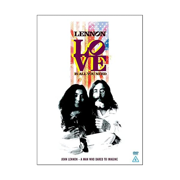 Mua John Lennon Love Is All You Need Dvd Tren Amazon Mỹ Chinh Hang 2020 Fado
