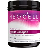 NeoCell Super Collagen Powder - 6,600mg Collagen Types 1 & 3 - unflavored - 19 Ounces (Packaging May Vary)