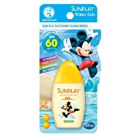 #MG SUNPLAY Water Kids SPF60 PA+++ 42ml -New Solarex-3 technology is developed to provide a unique UV defense system- Provide superior photo stable protection against UVA & UVB
