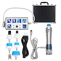 Filfeel Extracorporeal Shock Wave Therapy Machine for ED, Chronic and Acute Muscular Pain Treatment Radial Shockwave Therapy (RSWT) Euipment(US Plug)