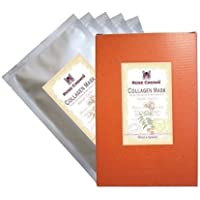 Organic All Natural Collagen Mask for Face (35g x 5 pcs)