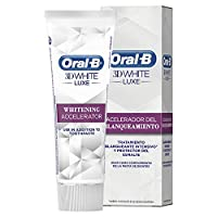 Oral-B 3D White Luxe Whitening Accelerator Toothpaste 75ml