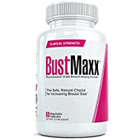 Bustmaxx: Most Trusted Breast Enhancement Pills, 60 Caps