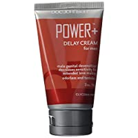 Doc Johnson Power Plus Delay Cream for Men