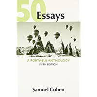 50 Essays: A Portable Anthology