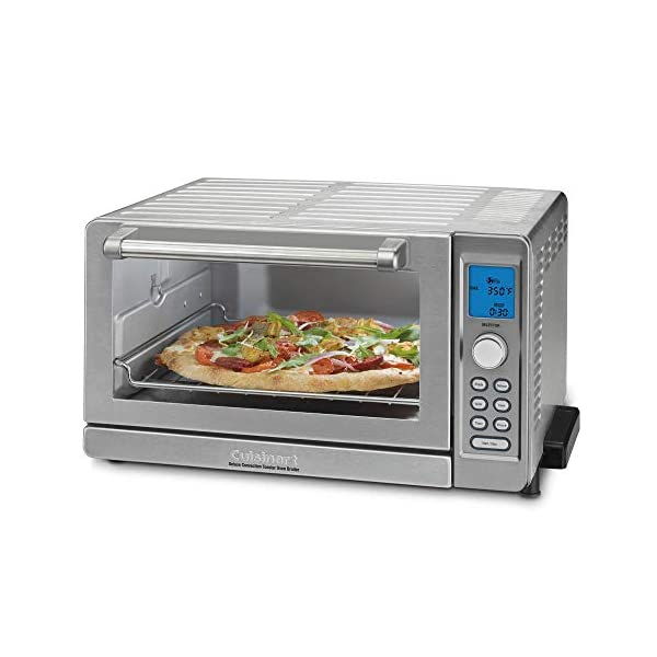 Kitchen & Dining Toaster Ovens 086279133458 Black Stainless ...