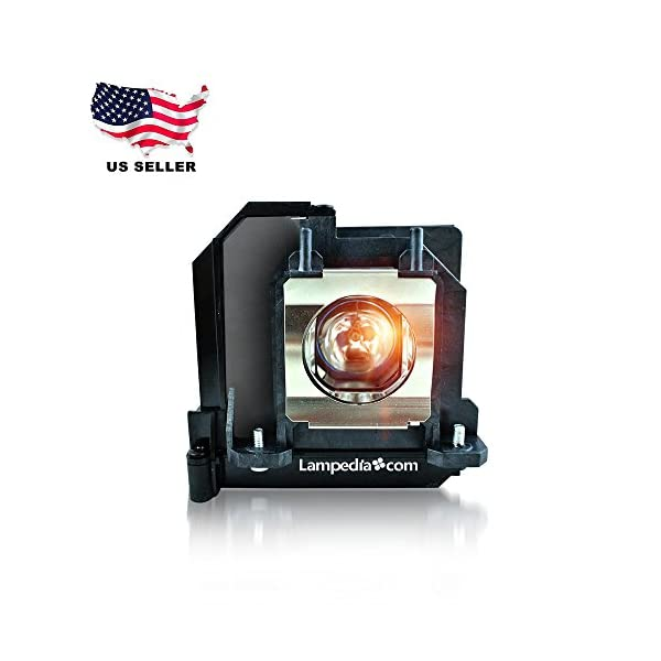 with Housing AuraBeam ELP49 Replacement Lamp Bulb for Epson PowerLite Home Cinema 8350 8345 8500UB 8700UB 8100 6100 6500UB 7100 7500UB V13h010l49//Elplp49 Replacement Projector Lamp