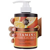 Mirth Beauty Vitamin C Cream for Face and Body. Intensive moisturizer with Coconut...