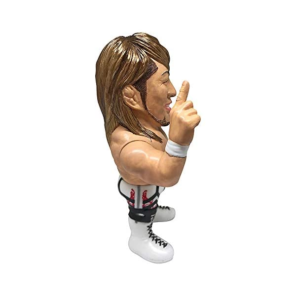16 Directions SEP188764 16D Collection 06 New Japan Pro-Wrestling Hiroshi Tanahashi Vinyl Figure Multicolor Multicolor