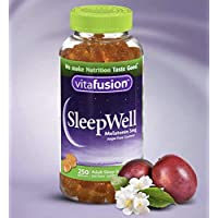 Vitafusion SleepWell, 1 Pack, 250 Gummies