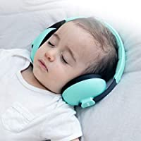 [2020 Upgrade] The Best Baby Ear Protection for Babies & Toddlers – Ages 1-24+ Months – Spiido Baby Earmuffs Infant Hearing Protection – for Sleeping, Travels, Fireworks, Concerts & Sporting Events