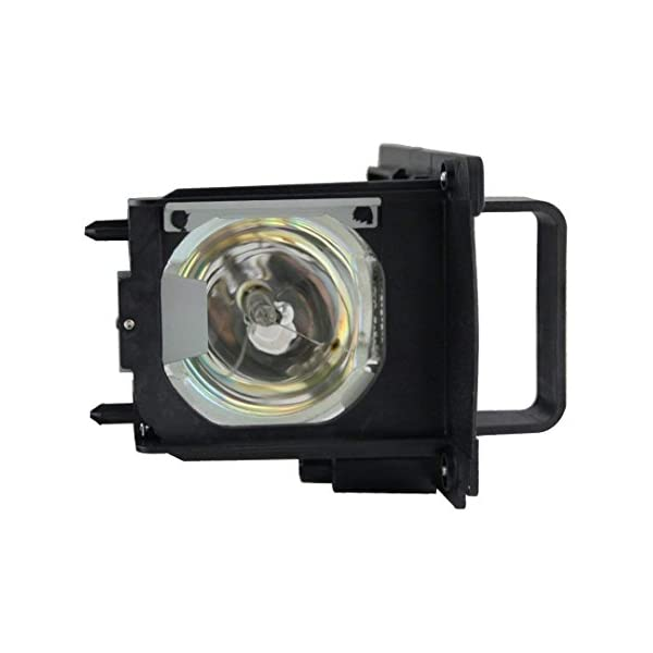 AuraBeam Rear Projection Replacement Lamp for Mitsubishi WD-92840 TV with Housing