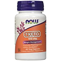 Now Food - 7 Keto 100 mg 60 vcap