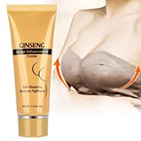 Breast Enhancement Cream, Breast Firming Bust Enlargement Enhancement Lifting Cream Skin Care, Firming, Lifting and Plumping