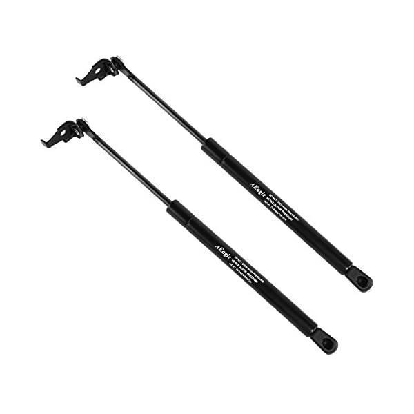 ECCPP 2 PCS Hood Lift Supports Struts Shocks Gas Springs for 1997-2001 Lexus ES300 1997-2001 Toyota Camry