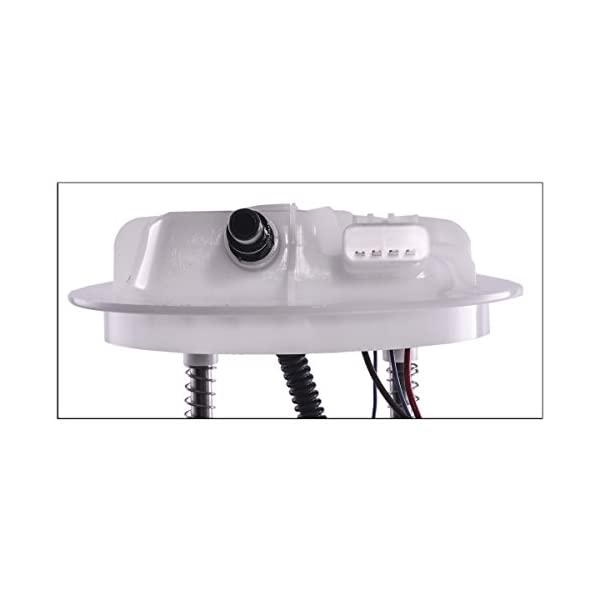 Electric Fuel Pump Module Assembly Herko Premium High Performance 152GE