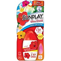 SUNPLAY Super Block SPF130 35g-Provides Superior and Stable Broad Spectrum Protection Against UVA & UVB