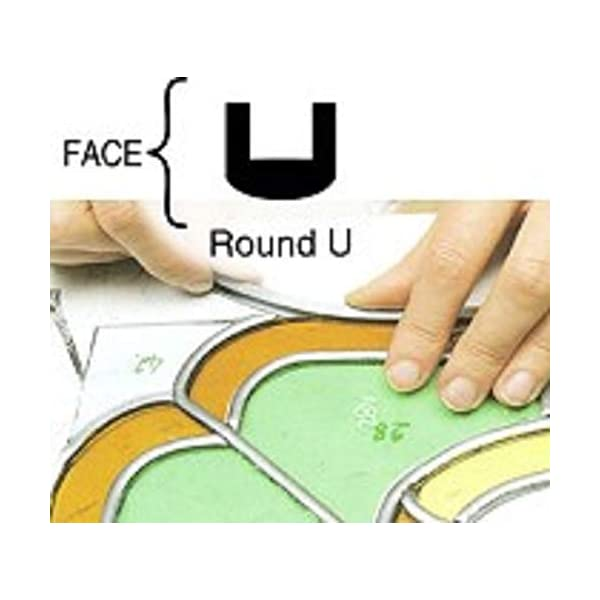 12 Ft 3//16 Round U Lead Came