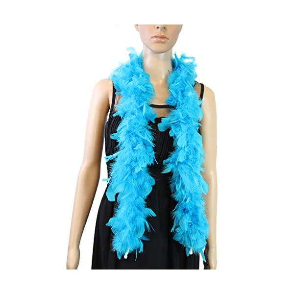 Kelly Green Great for Party Wedding Decoration Christmas Tree Over 10 Color 25 Gram Halloween Costume 4 Feet Long Chandelle Feather Boa