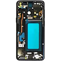 Camera Lens Cover and Power Volume Buttons Already Installed MMOBIEL LCD Cover Plate Back Housing Bezel Compatible with Samsung Galaxy S8 Plus G955 Series incl Midnight Black