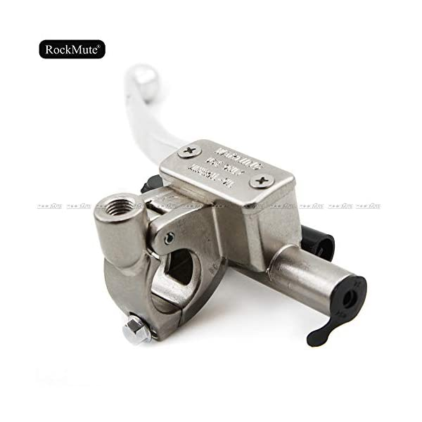 For KTM 500 525 530 EXC//EXC SIX DAYS//XC-W Hydraulic Master Cylinder Fluid Clutch Lever Off Road Dirt Street Sport Bike Mineral Oil Reservoir Mirror Gear Gears Shift Shifting Kit Left Hand Transmission