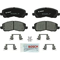 Disc Brake Pad Set-Blue Brake Pads with Hardware Front Bosch BE866H