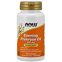 Evening Primrose Oil 500mg,  Softgels, 100 ct
