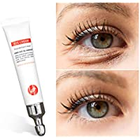 Eye Cream Gel - Under Eye Bags Treatment Cream For Dark Circles Puffiness Wrinkles Bags Most Effective Anti-Aging