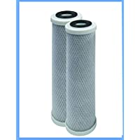 Compatible for Aqua-Pure AP110 Universal Whole House Filter Replacement Cartridge for Fine//Normal Sediment 2-Pack by IPW Industrie Inc.