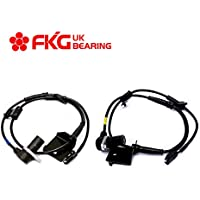 ABS Wheel Speed Sensor Front Left and Right ALS580 ALS599 for 2001-2006 For Hyundai Santa Fe