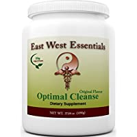 Optimal Cleanse - Original by East West Essentials - Helps Eliminate Toxins from The Liver and Fat Cells - Aids in Weight Loss - Can Be Used As A Meal Replacement