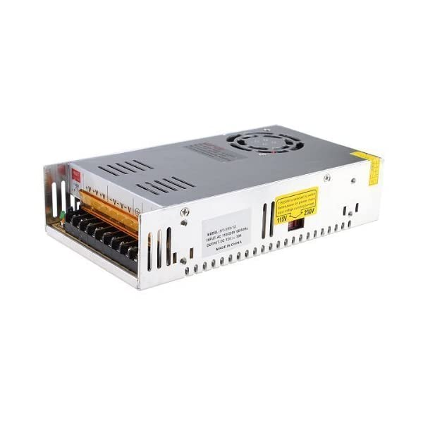 12V-360W-30A LXM 12V 30A DC Universal Regulated Switching Power Supply 360w for CCTV Radio Computer Project