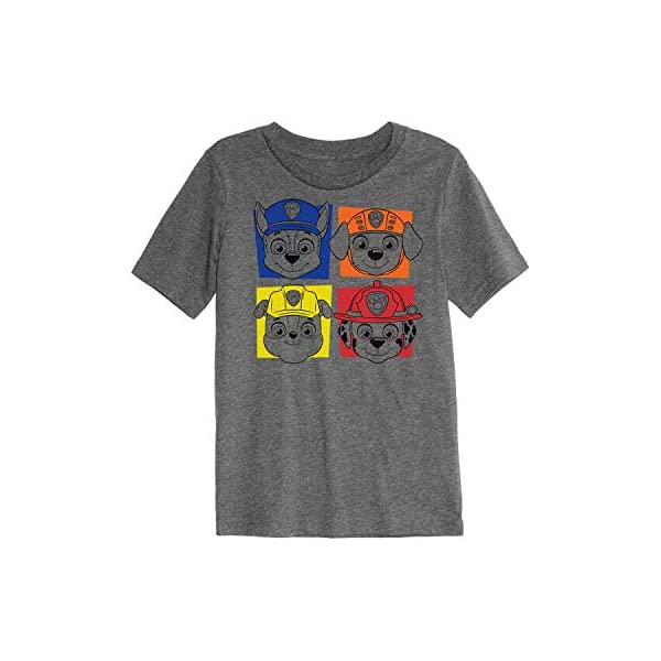 Rocky /& Rubble Graphic Tee Jumping Beans Toddler Boys 2T-5T Paw Patrol Chase Marshall