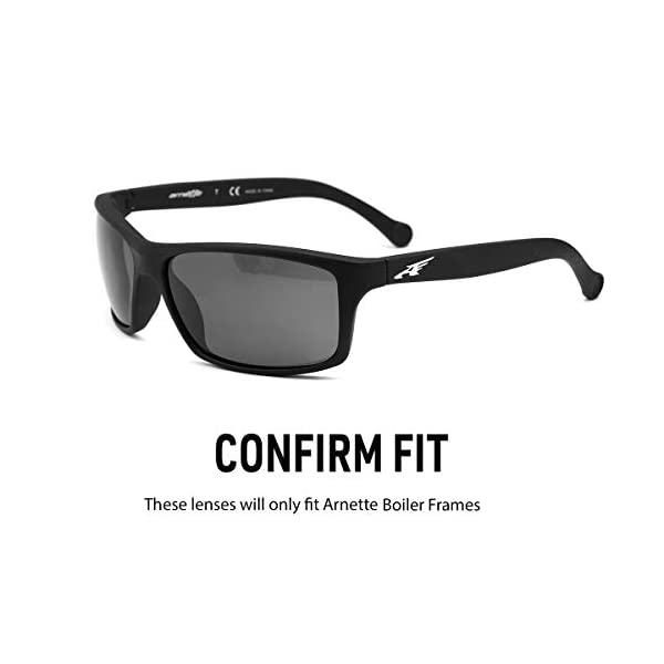 Fuse Lenses Polarized Replacement Lenses for Dragon Experience