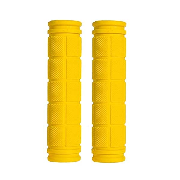 D Dymoece Bicycle Handlebar Grips for Mountain MTB Bike and Scooter