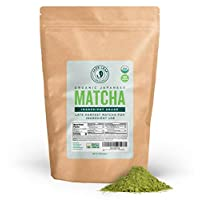 Jade Leaf - Organic Japanese Matcha Green Tea Powder, Ingredient Grade [8.8 Ounce]
